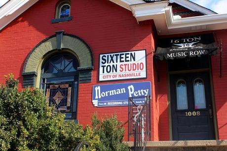 Sixteen Ton Studio adds Norman Petty Room, 2013, photo - Brad Hardisty